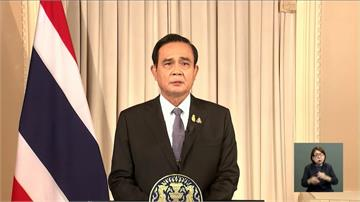 泰國確診突破2000例!總理宣布宵禁 下周恐24小時禁足