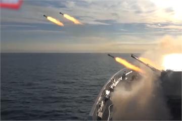 快新聞/中國解放軍將連5日進行實彈射擊 今發布古雷半島東側海域禁航通告