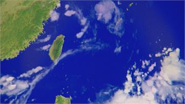 「梅莎」最快明成颱 朝日韓前進 下週一、二最接近台 天氣不穩定