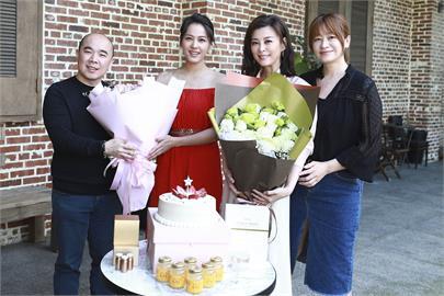 蘇晏霈過33歲生日 預告今年可能會閃婚
