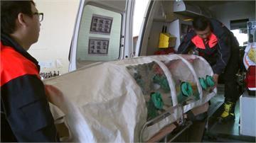 保護第一線醫護!雲林備6部移動式負壓隔離艙