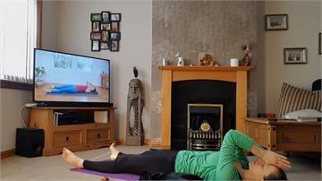 居家隔離也要顧身心健康!線上瑜珈趕走負能量