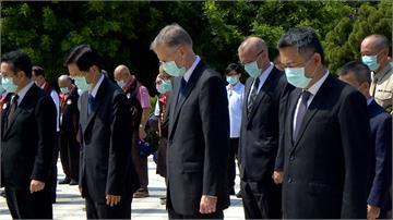 共機趁總統赴金門繞圈挑釁 學者:不滿美台關係升溫