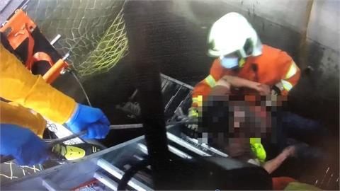 快新聞/桃園橘子工坊廠區驚傳意外  4工人疑沼氣缺氧送醫無大礙