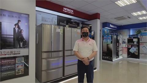 囤菜囤到買冰箱!家裡有兩台不稀奇  家電業冰箱.冷凍櫃銷量大增