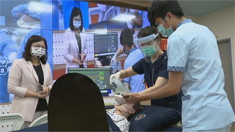 校方推智慧醫療結合AI 學生在醫界變得更搶手