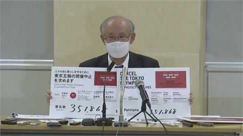 疫情燒! 律師發起停辦東奧連署 逾35萬人響應