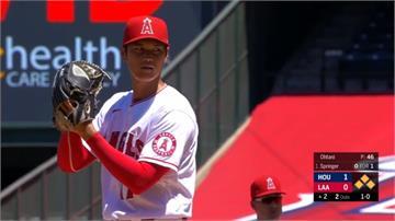 MLB/狂送5次保送失2分 大谷疑右手臂不適賽後接受MRI檢查