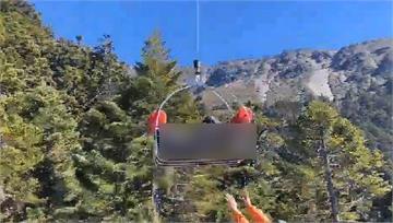 快新聞/28歲女登山客攻頂玉山後癲癇發作 直升機吊掛將人急送醫