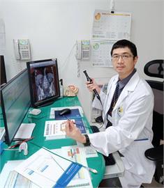 專利負壓導管軟輸手術 51歲男病情逆轉