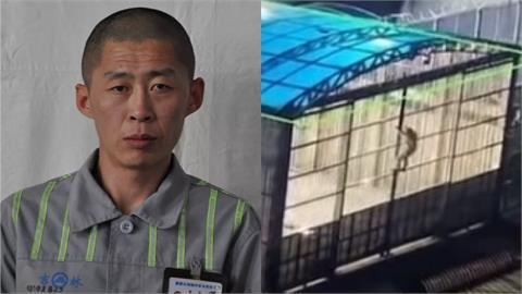 真人版「越獄風雲」影片曝!北朝鮮囚犯「飛簷走壁」逃脫中國重刑犯監獄