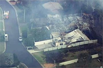 疑閃電引燃草叢  澳洲東南森林大火幸無傷亡
