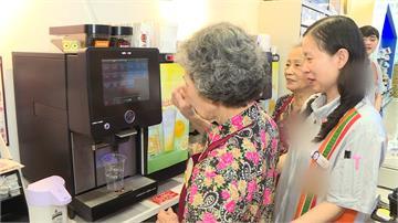 超商與日照中心合作 供失智老人工作