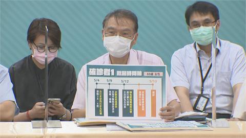 快新聞/和平醫院2名確診病患曾「發燒、腹瀉」 聯醫副院長:事後回想應高度警覺