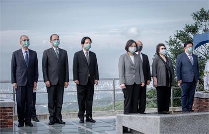 快新聞/當日本主播說出「台湾です」 賴清德:李登輝若聽到一定也含著淚水感動萬分