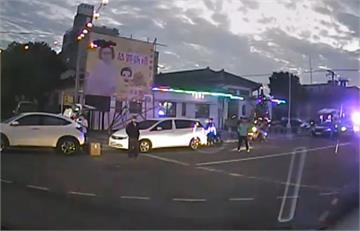 快新聞/雲林土庫酒醉男連撞2車 2乘客險被撞成肉餅