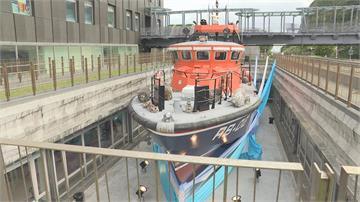曾救海燒船、查獲私菸!海巡搜救艇「海上不倒翁」將除役