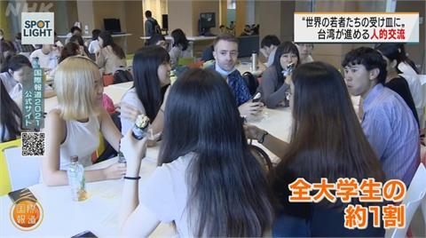 軟實力突圍 日媒報導台灣留學生人才戰略