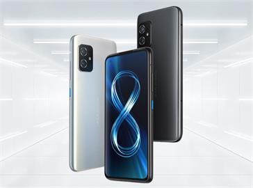 華碩推5G新手機Zenfone 8 挹注出貨動能