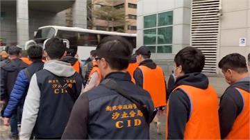蒙特內哥羅詐騙機房 破獲台灣訓練基地