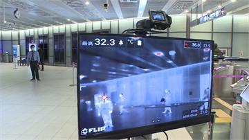 清明連假即將來臨!鐵路運輸強化防護機制 增設熱顯像儀