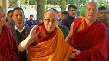 83歲達賴喇嘛胸腔感染入院 狀況穩定