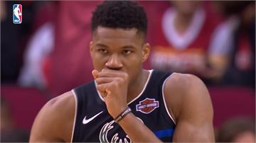 NBA/字母哥大三元力壓火箭雙雄 公鹿奪新賽季首勝