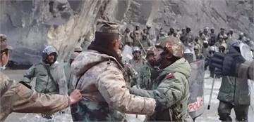 中印石器戰畫面曝光 中方稱殉職軍戰士