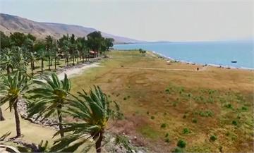世界最低淡水湖「加利利海」封鎖防疫 美景當前無遊客