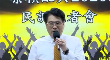 快新聞/韓國瑜選情告急 游盈隆:像進食中被急凍的長毛象