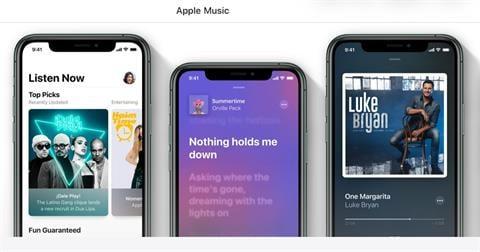 Apple Music服務6月升級 支援杜比全景聲音效
