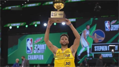 NBA/柯瑞絕殺奪三分大賽冠軍!預賽31分破紀錄