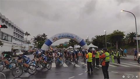 環花東自行車賽首日 國手黃亭茵奪冠