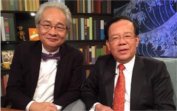 前財長顏慶章用專業角度 分析「一帶一路」國際情勢