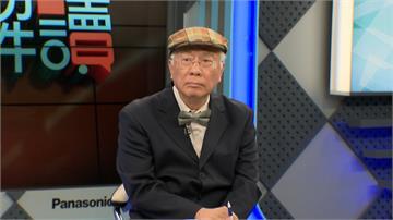 讓國家正常化 陳永興拱郭倍宏選總統