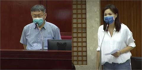 快新聞/雙北同時「清零」才能談解封 柯文哲稱:台灣疫情需千萬劑疫苗才能趨緩