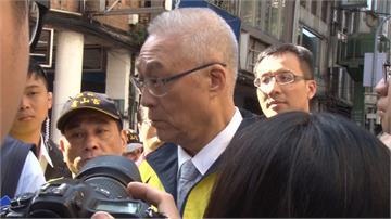 吳敦義「一中各表不能對中國講」 立委批擺明騙台灣人