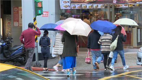 快新聞/雨季要來了! 今天全台各地有雨 週四鋒面增強「降雨明顯」