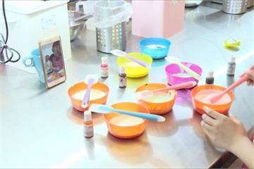 甜點DIY !史努比鬆餅簡單上手