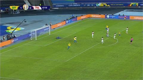 內馬爾長射助巴西大勝 國際賽進球僅輸比利