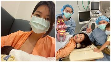 名模林可彤生二寶 防疫期坐月子吃月子餐 直喊產婦好幸福!