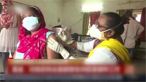 印度搶救疫情!6月21日起開放所有成年人免費打疫苗