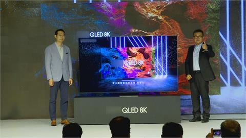 全新顯色技術結合AI科技 電子大廠推8K量子電視