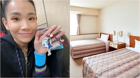 東奧/戴資穎下榻3星商務旅館 日本旅遊達人舉出7優點讚合理選擇!