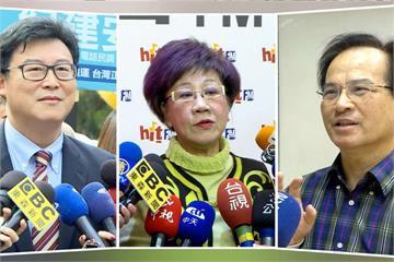 民進黨又一人表態 蘇煥智將參選台北