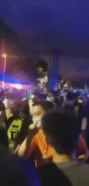 廣東昨天無新增本土病例 佛山民眾上街抗議高喊解封