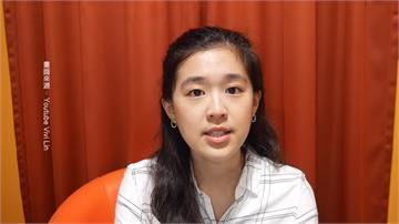 「台灣可以溫柔堅定的反擊」 林薇挺台言論讓中國玻璃心又碎