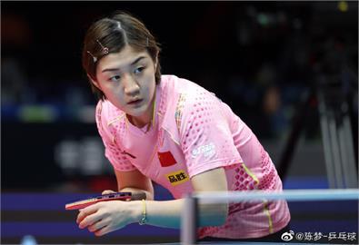 桌球世界第一竟要叫黃曉明表哥!「超狂背景」跟他也是青梅竹馬