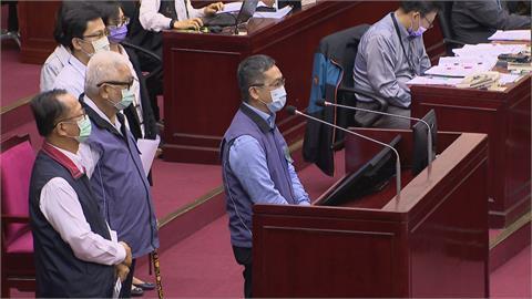 劉嘉仁涉騷擾辭官 今被爆當聯醫總院長特助