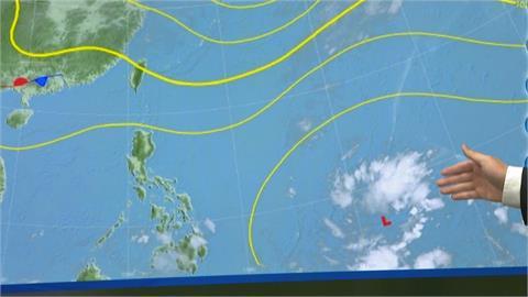 4月颱有望生成為台灣補水?專家指「北轉時機」是關鍵